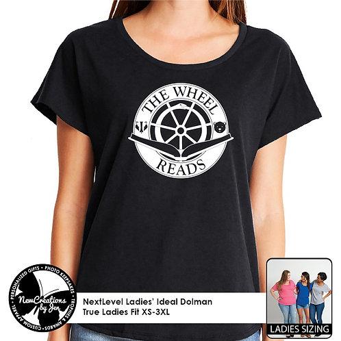 TWR - NextLevel Ladies' Dolman T-Shirt