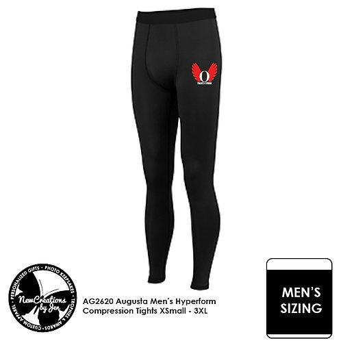 OHSTRACK - AG2620 Augusta Men's Hyperform Compression Tights