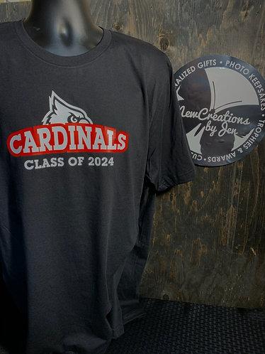 Class of 2020-2024 Cardinals