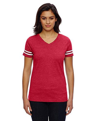 3537 Women's Football T-Shirt
