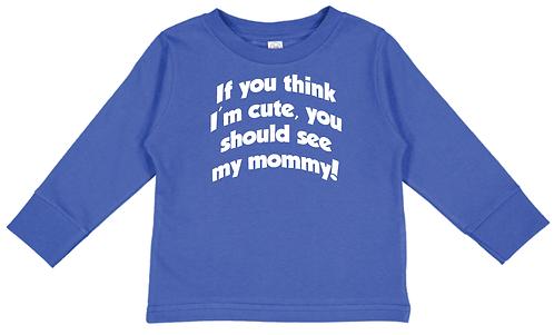 3311 Toddler Long Sleeve Shirt