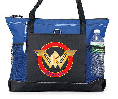 WWKD 1100 Large Custom Zippered Bag