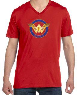WWKD 3005 Unisex V-Neck T-Shirt