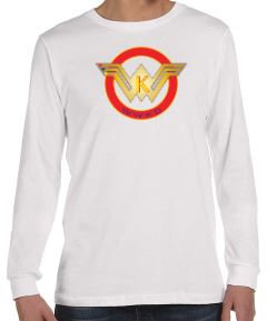 WWKD 3501 Unisex Long-Sleeve T-Shirt