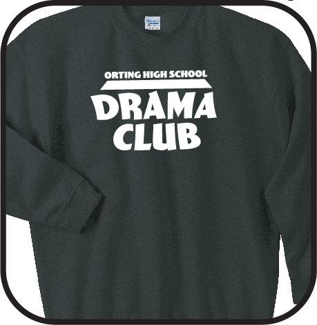 Drama - G180 - Basic Crewneck