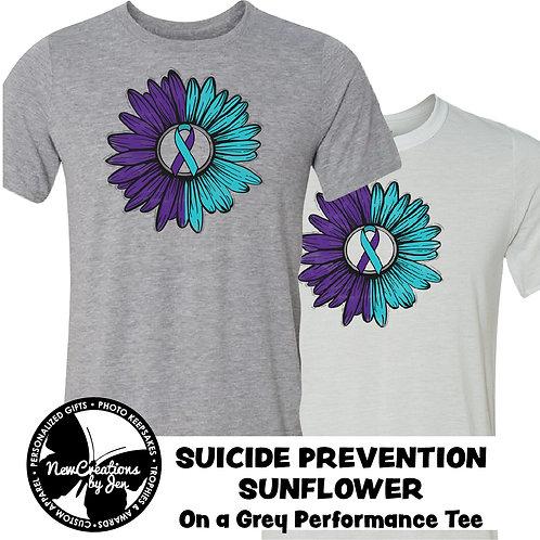 SP Gildan Performance T-Shirt - Sunflower