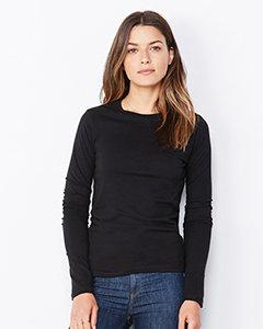 All I need is Jesus &  Basketball Soft Ladies Long Sleeve T-Shirt