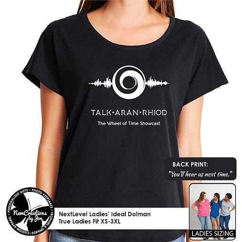 TAR - NextLevel Ladies' Dolman T-Shirt