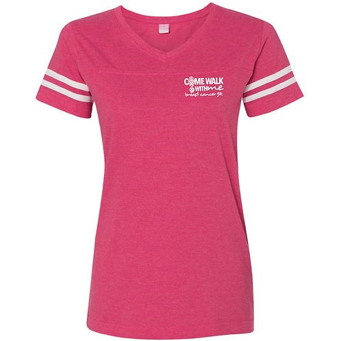 CWWM 3537 Women's Football T-Shirt