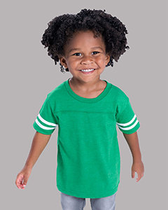 3037 Toddler Football T-Shirt