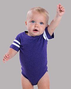 4437 Infant Football Onesie