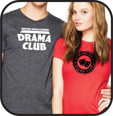 Drama - 3001C - Premium Unisex T-Shirt