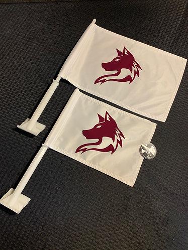 WWN Banners/Car Flags