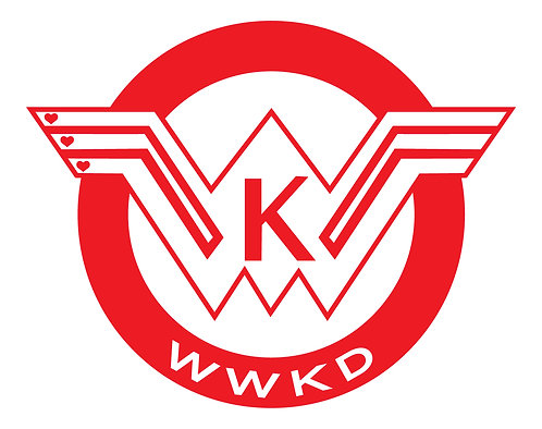 WWKD Vinyl Decal (outdoor quality)