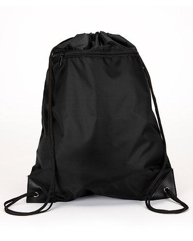 8888 Zipper Drawstring Backpack