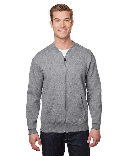 HF700 Gildan Hammer Adult  9 oz. Fleece Full-Zip Jacket