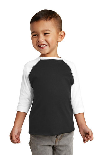 RS3330 Toddler Baseball Raglan