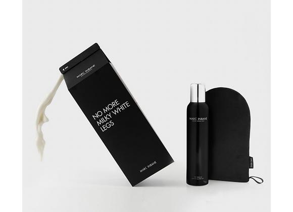 Promo natural tanning spray + gratis glove