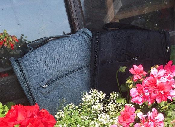 Travelbag zwart