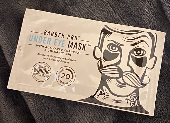 Gentlemen's under eye mask - 1 oogmasker