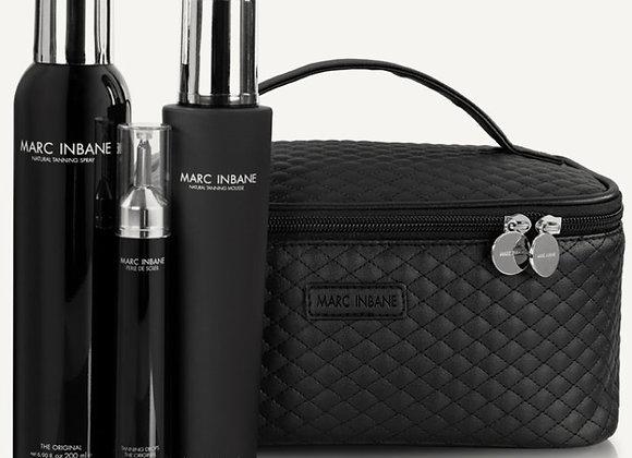 Black exfoliator 75ml + GRATIS luxe cosmetic bag