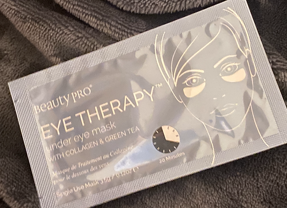Eye therapy under eye mask - 1 oogmasker