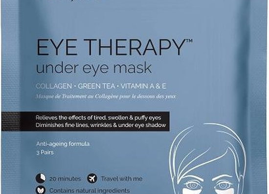 Eye therapy under eye mask - 3 oogmaskers