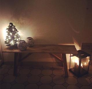 Wachtruimte kerst