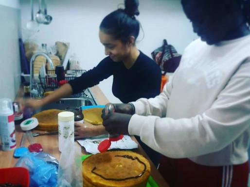 Al KREA fem cuina creativa!😜