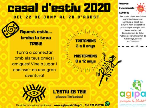 El teu Casal d'estiu 2020! 🌞😎