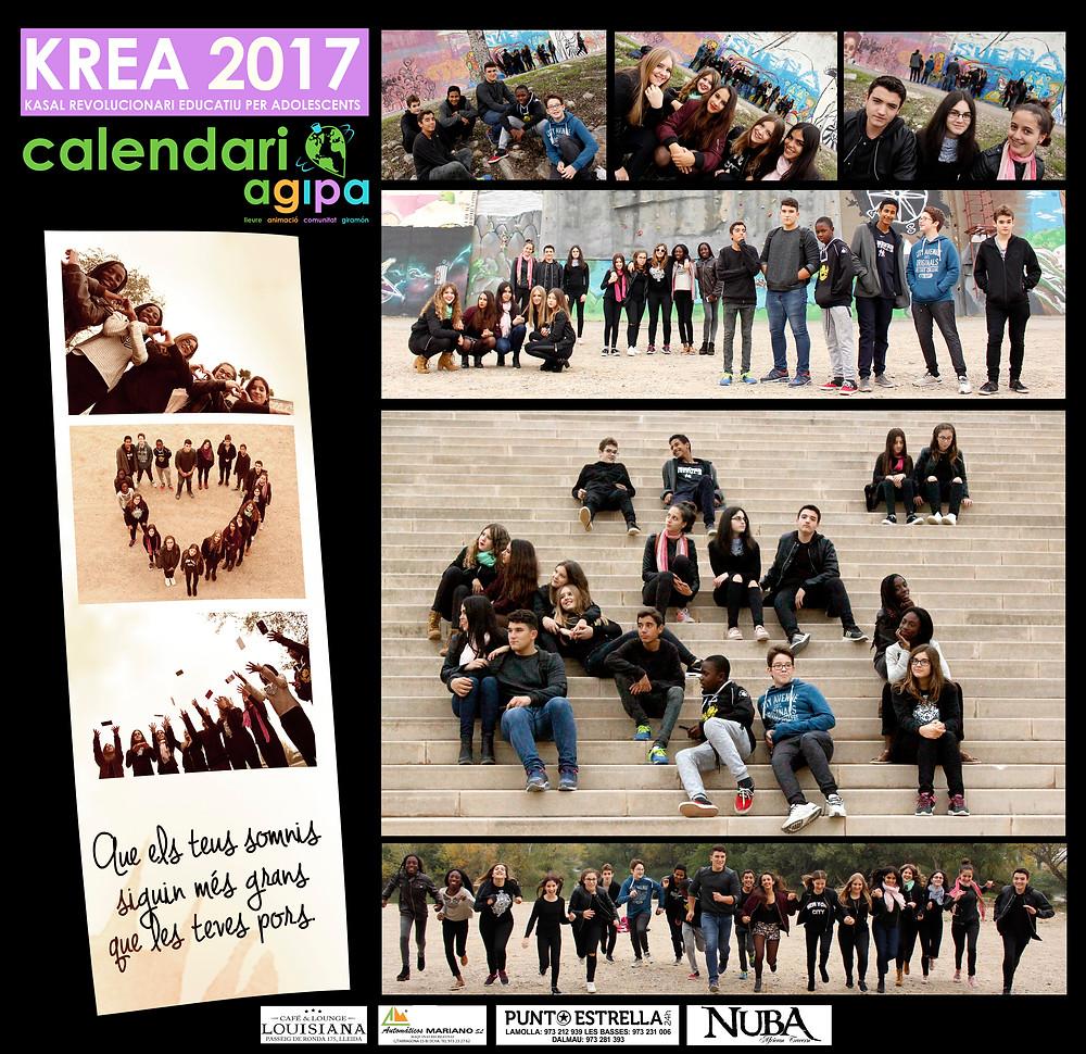 calendari krea