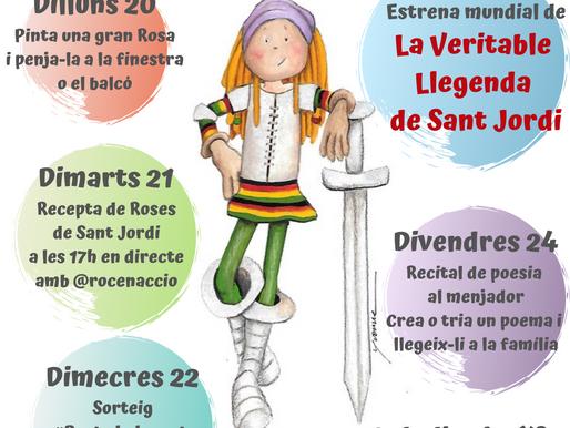 Setmana Cultural de Sant Jordi/na!