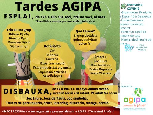 Tardes AGIPA