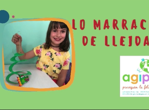 Fem un mòbil de Lo Marraco!