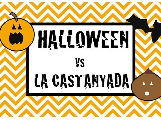 Castanyada VS Halloween 🌰🎃