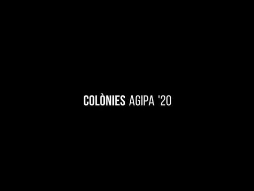Natura i llibertat, a les Colònies d'AGIPA '20