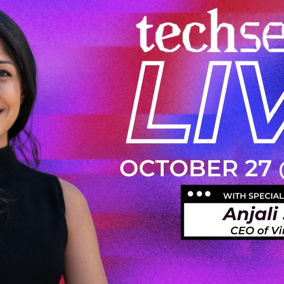 Techsetters LIVE ft. Anjali Sud - CEO of Vimeo
