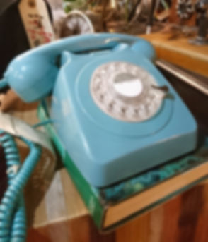 Retro Telephone at Greens Home and Garde