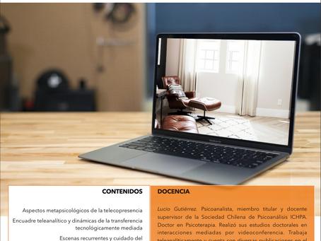Jornada-Taller: Introducción al Teleanálisis y Psicoterapia analítica a través de Internet