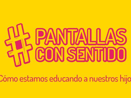 Campaña #PANTALLASCONSENTIDO