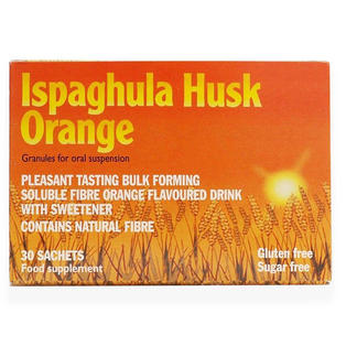 Ispaghula Husk Orange