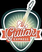 The Guitar Express Logo Final passend tr