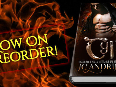 New Preorder! TYR (Gods on Earth #3)