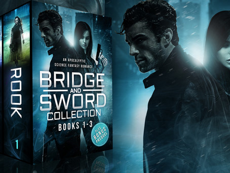 New Release! BRIDGE & SWORD COLLECTION (Books #1-3 plus bonus prequel!)