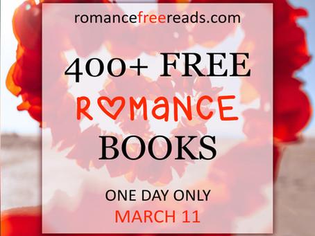 Giant Freebie Sale w/ Bestselling Authors!