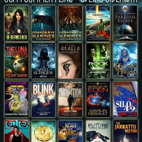 Sci-Fi Summer Fling (and giveaway!)