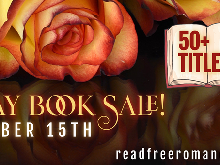 ONE DAY ONLY ~ FREE BOOK SALE
