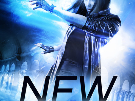 NEW RELEASE: New York (A Bridge & Sword Prequel) is now Live!