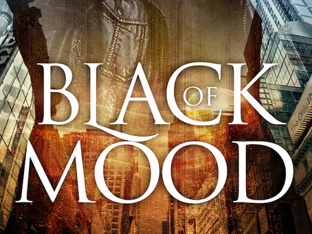 NEW RELEASE! Black Of Mood (Quentin Black: Shadow Wars #2)