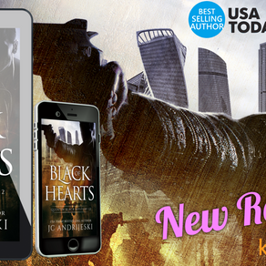 NEW RELEASE! Black of Hearts (Quentin Black Mystery #12)